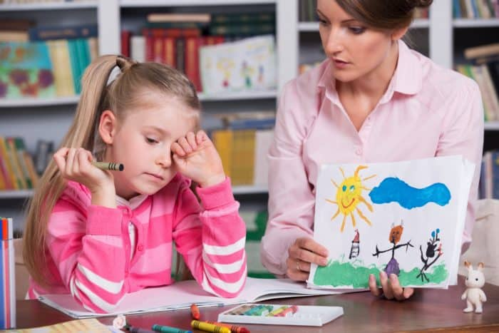 """My child is not keeping up with her peers in school.  What should I do?"""